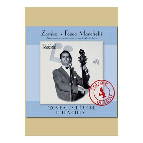 Zomba, vol. 4 (CD)