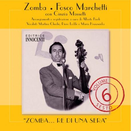 Zomba, vol. 6 (CD)