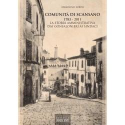 Comunità di Scansano 1783-2011